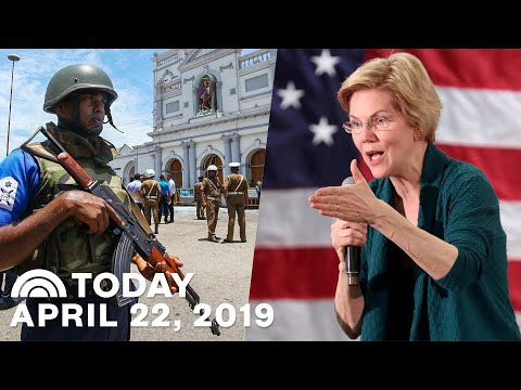 Sri Lanka Officials Warned Before Church Attack | Democrats Weigh Trump Impeachment | TODAY Top News