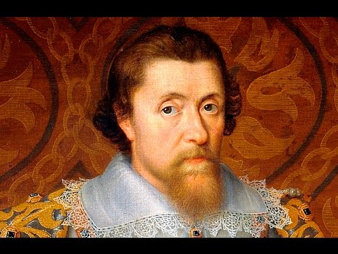 king james 1 Over four hundred years ago scotland and england had their own monarchs james became king james vi of scotland aged 13 months.
