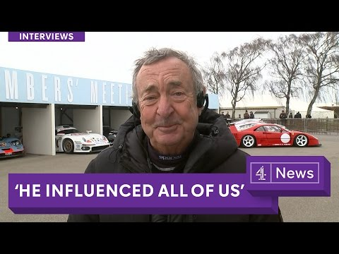 Nick Mason interview: Chuck Berry's influence on Pink Floyd