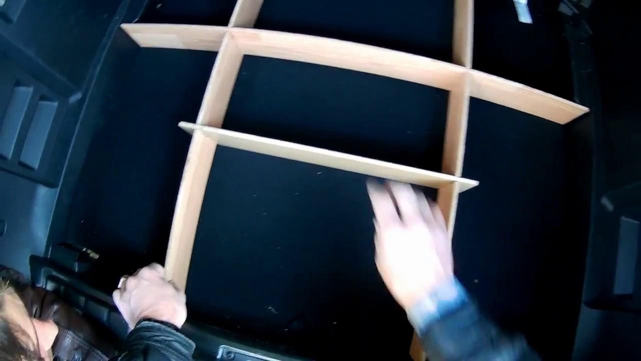 Бортжурнал Lada Xray - делаем органайзер в багажник под фальшпол (1 часть).