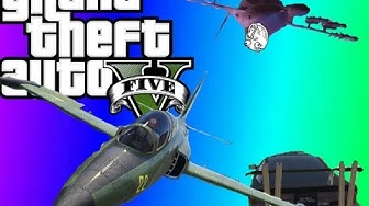 GET THAT JET : GTA 5 funny moments