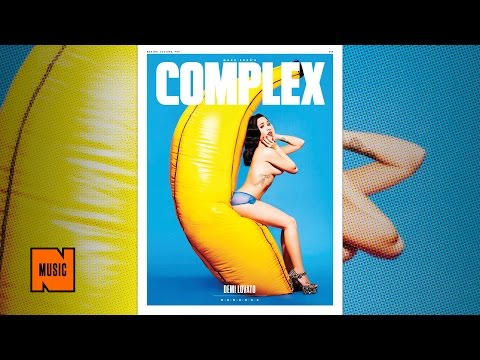 Demi Lovato Behind The Scenes | Complex Cover Shoot