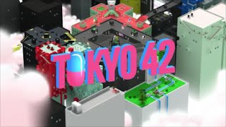 Tokyo 42 Gameplay Reveal Trailer (PC)