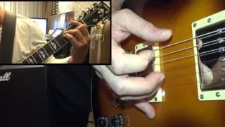 "Basic Fingerpicking Exercise 3  ""Canon"" FREE FINGERSTYLE GUITAR LESSON PIMA with TAB"