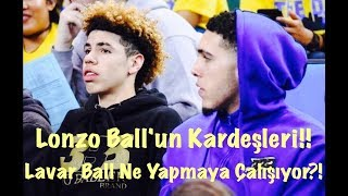 LaMelo ve Liangelo Ball Litvanya'da! - Liangelo Takımından Atıldı!!