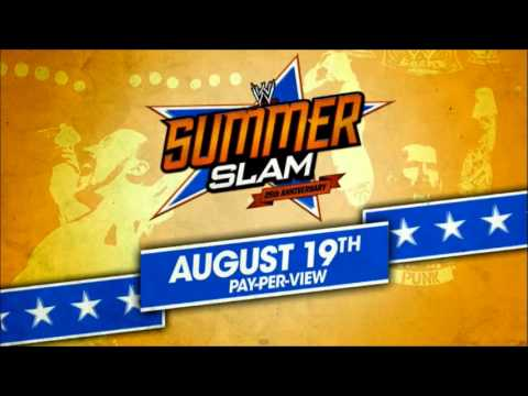 "WWE Summerslam 2012 Theme Song ""Don't Give Up"""