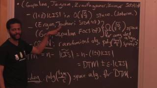 Algorithms for Big Data (COMPSCI 229r), Lecture 8