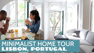 We Retired Early in Portugal | SEE OUR MINIMALIST HOME