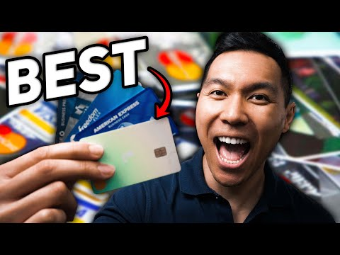 The Best Credit Cards (2021) - FOR EVERY SITUATION!!!