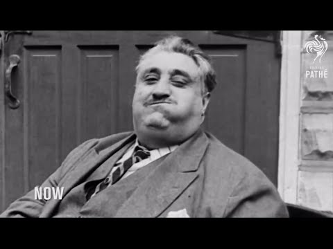 OBESITY I Did You Know - Now And Then | British Pathé