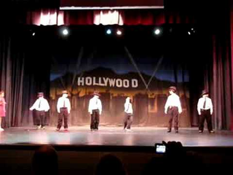 Fred Astaire goes to Hollywood