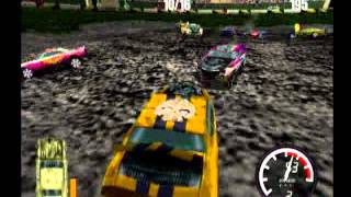 First Look: Demolition Racer: No Exit (Dreamcast)
