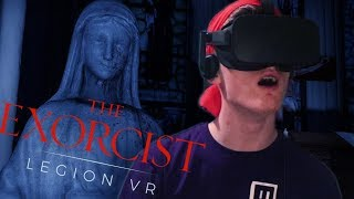 THE POWER OF CHRIST COMPELS YOU!! | The Exorcist Legion VR: CHAPTER 1