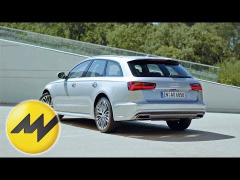 Audi A6 allroad quattro 3.0 TDI Biturbo mit 320 PS im Test 2014