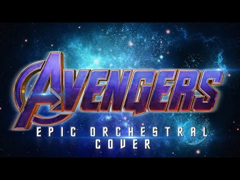 THE AVENGERS  | Epic Medley Orchestral Cover