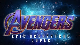 Gambar cover THE AVENGERS  | Epic Medley Orchestral Cover