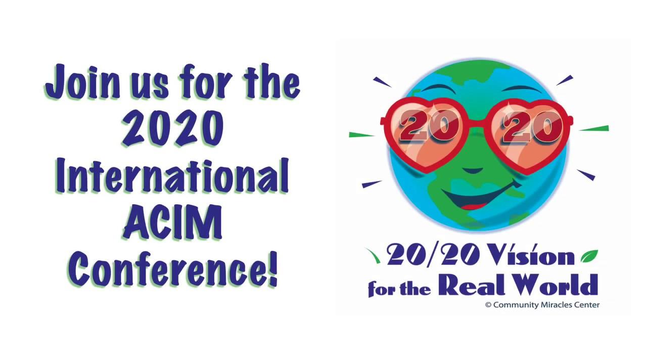 2020 ACIM Conf  Los Angeles