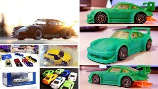Tarmac Works, Hot Wheels Rauh-Welt Begriff Car Culture 46 The Doctor and More News