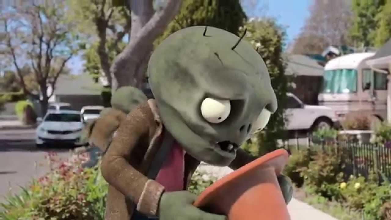 Trailer oficial plantas vs zombies 2 youtube for Fotos de la casa de plantas vs zombies