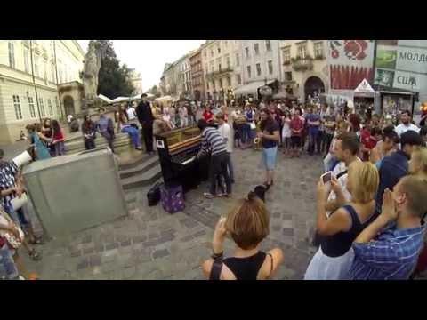 Travel through Ukraine