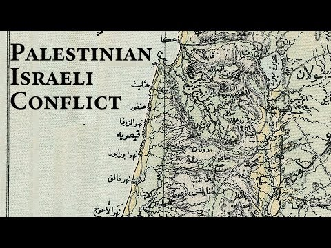 The Origins Of The Israeli Palestinian Conflict In 4 Minutes
