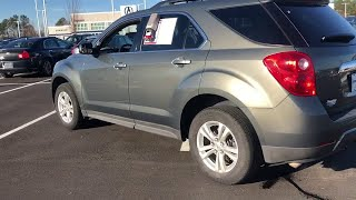 2012 Chevrolet Equinox Durham, Chapel Hill, Raleigh, Cary, Apex, NC 141970A