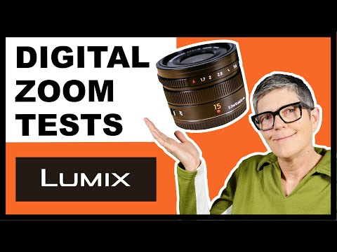 Lumix Zoom Modes Compared: Digital Zoom Vs Extended Teleconverter