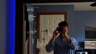 (Yeni İnşa)ALEXA Akıllı Ayna