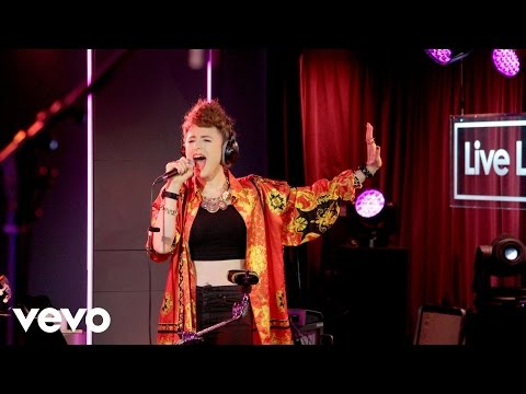 Kiesza - Giant In My Heart in the Live Lounge