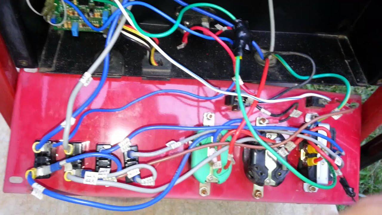 kingcraft generator wiring diagram