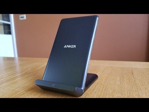Anker Powerport Wireless 5 Stand Review - Fliptroniks.com