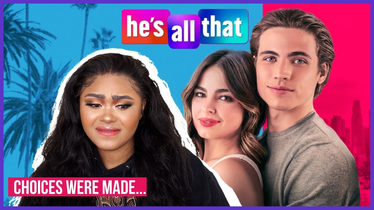 """NETFLIX'S """"HE'S ALL THAT"""" IS ADDISON RAE'S CRASH & BURN MOVIE DEBUT? 