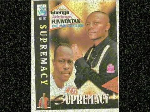 Gbenga Adeboye ( Aiye Toto  ) 1