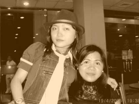 Charice & her Mom Raquel Duet - You and Me Against The World