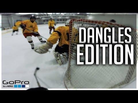 GoPro Hockey   DANGLES EDITION