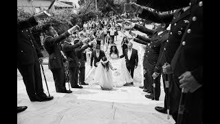 Fairytale Military Wedding - Μάριος & Αγάπη - 26.5.19 - Cinematic Highlights Videoclip