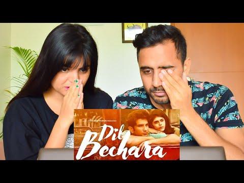 dil-bechara-|-official-trailer-reaction-|-sushant-singh-rajput-|-sanjana-sanghi-|-mukesh-chhabra