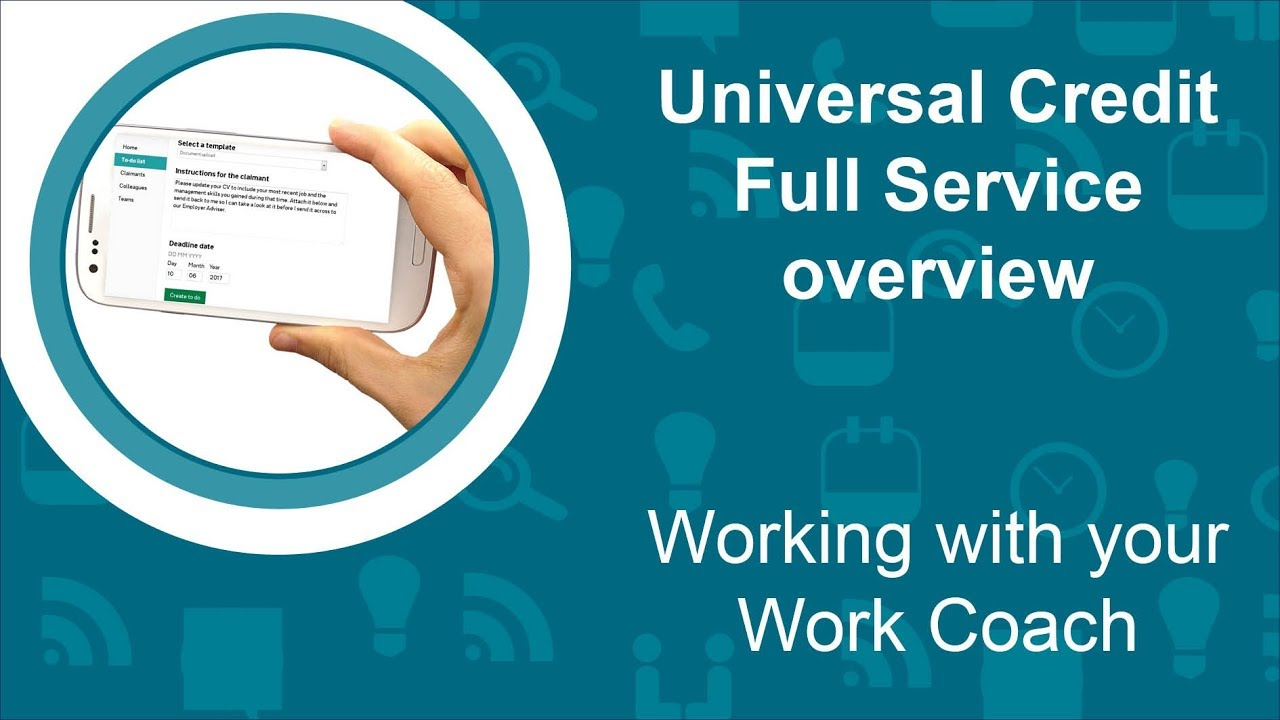 Working with your Work Coach (Universal Credit full service) - YouTube