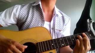 Đừng Cố Yêu guitar cover