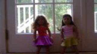 American Girl Doll Macarena- Annabeth And Jess