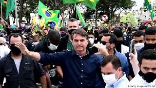 O PRESIDENTE DA REPÚBLICA, JAIR BOLSONARO CONTINUA DESRESPEITANDO AS DETERMINAÇÕES SANITÁRIAS E PROM