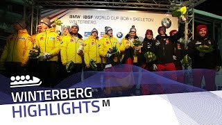 Johannes Lochner gets a taste for the victory | IBSF Official