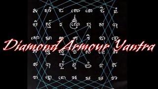 Incantation for Sak Yant Grao Paetch Diamond Armour Yantra