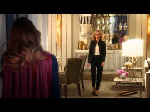 Supergirl 1 temporada ep.16 dublado - kara joga cat Grant do prédio