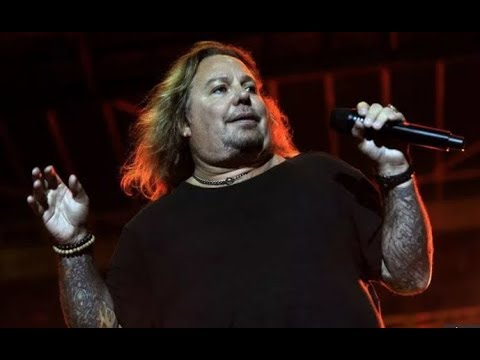 """Motley Crue's Vince Neil Maybe Getting Into Shape For Tour, Discusses """"Sacrifices""""?"""