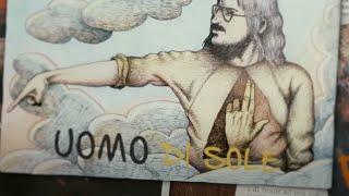 I Nomadi - Uomo di Sole (Official Lyric Video)