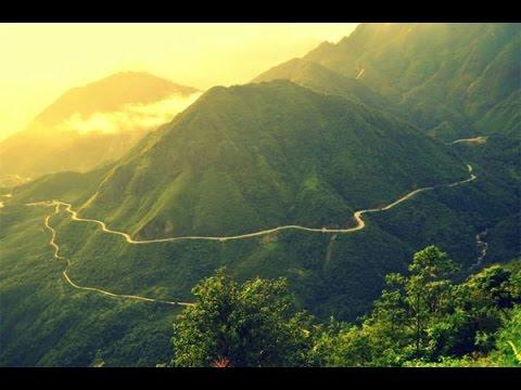 Trập trùng mây núi Hà Giang - Cao nguyên đá Đồng văn