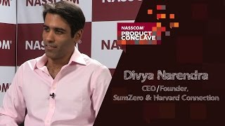 Divya Narendra, CEO/Founder, Sumzero & Harvard Connection
