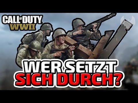 Wer setzt sich durch? - ♠ Call of Duty: WWII Trouble Town Battle ♠ - Deutsch German - Dhalucard