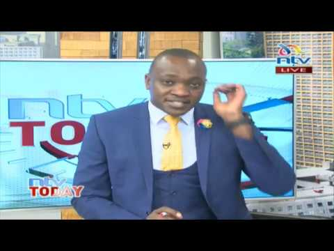 Tune in to #NTVToday for an update on all the day's news developments